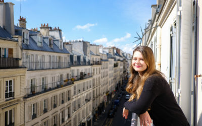 #7 – Rosie : « I feel like I've learnt everything in Paris »